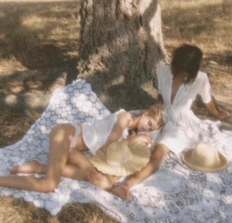 90s, friendship, and picnic image