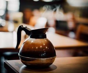 coffee, brown, and vintage image