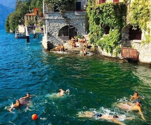 summer, italy, and travel image