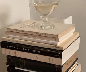 book, aesthetic, and drink image