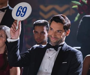 lucifer, lucifermorningstar, and tvseries image