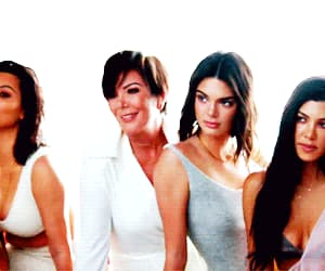 gif, kim kardashian, and khloe kardashian image