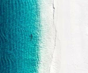 Aloha, travel, and blue image