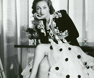 40s, dorothy lamour, and fashion image