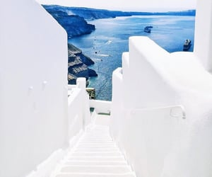 destinations, Greece, and summer image