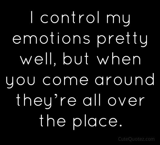 love, emotions, and quotes image
