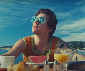 Harry Styles, watermelon sugar, and music image