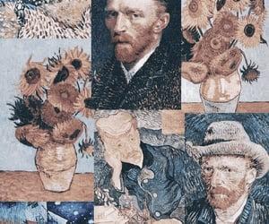 art, wallpaper, and van gogh image