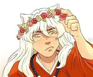 anime, inu, and manga image