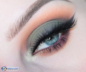 colorful eyes, girl eyes, and pretty eyes image