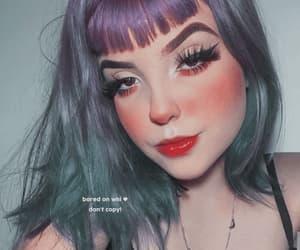 aesthetic, e-girl, and tiktoker image