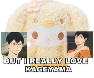 haikyuu, kageyama, and kageyama tobio image