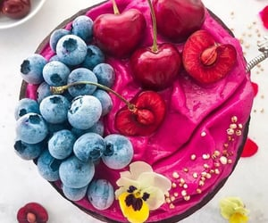 FRUiTS, healthy, and smoothie image