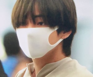 airport, v, and tae image