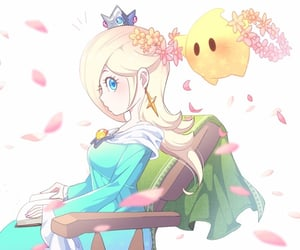 gaming, rosalina, and nintendo image