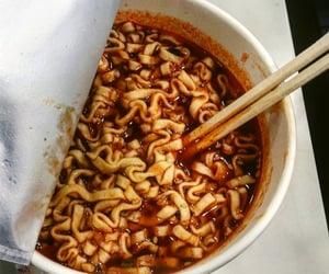 Hot, instant noodles, and ramen image