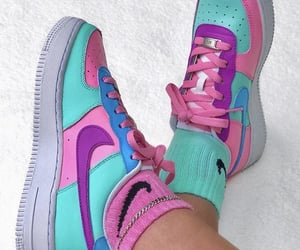 air force 1, brand, and clothes image
