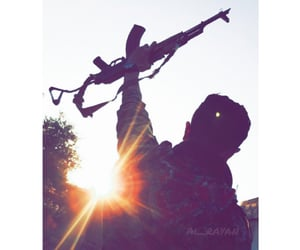 boys, fighter, and kurdish image