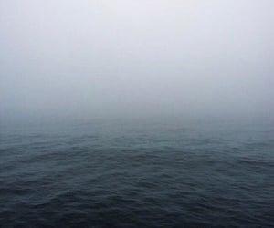 dark, fog, and gray image