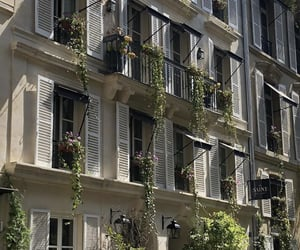 appartement, city, and france image