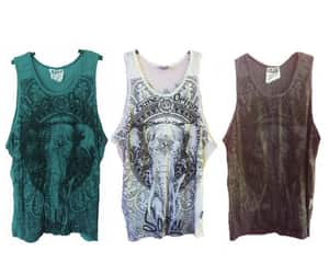 etsy, animal tank, and cute tank top image