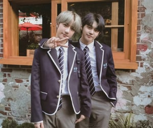 scan, beomgyu, and txt image