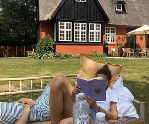 book, summer, and normal people image