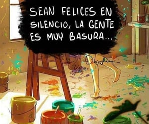 en silencio, sean felices, and shhh image