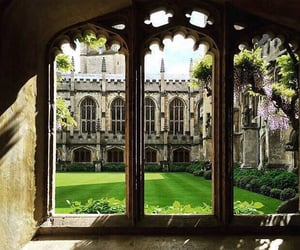 architecture, garden, and Great Britain image