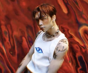 johnny, nct, and punch image
