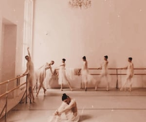 aesthetic, ballerinas, and colors image