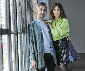 alexa chung, fashion, and reality tv image