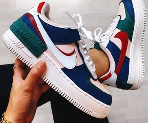 nike, air force 1, and fashion image