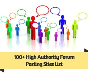 forum sites list image