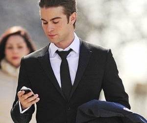 Chace Crawford, nate archibald, and gg image