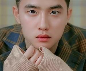12, handsome man, and kyungsoo image
