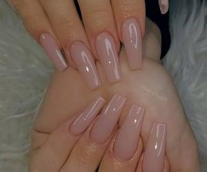 colors, fake nails, and fashion image