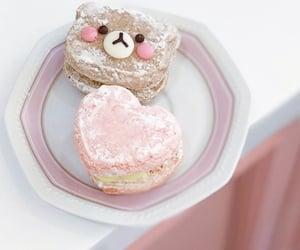 bear, food, and heart image