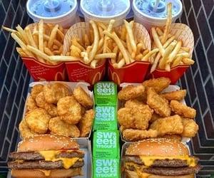 burger, food, and story image