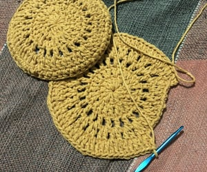 aesthetic, crochet, and inspiration image