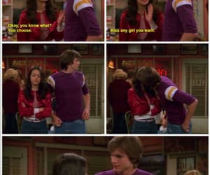jackie, kelso, and that 70's show image