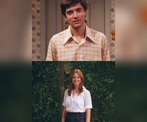 donna, eric, and that 70's show image