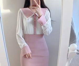 asian fashion, ullzang fashion, and kfashion image