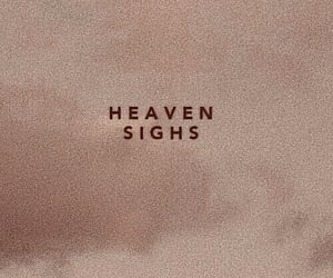 heaven, aesthetic, and quotes image