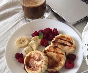 banana, coffee, and fruit image