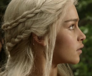 game of thrones, khaleesi, and dany image