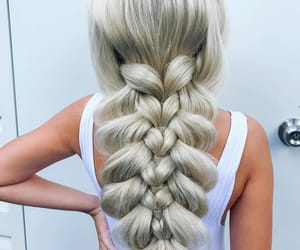 double pull-through braid image