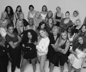 Beautiful Girls, black and white, and music video image