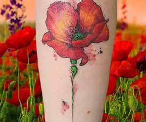 colorful, love it, and tattoo image