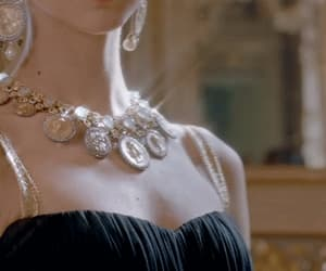 earring, jewellery, and necklace image